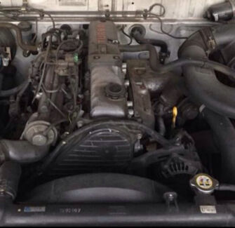 2.5 Turbo diesel motor  Morayfield Caboolture Area Preview