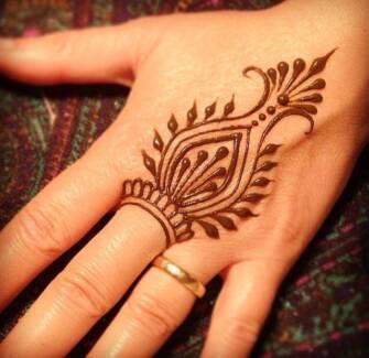 Henna Tattoos Kangaroo Point Brisbane City Any Design