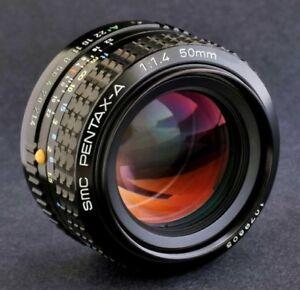 Lentilles PENTAX 50mm f1.7 & f1.4 Lenses (Canon Sony Nikon M4/3