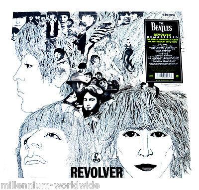 """NEW - THE BEATLES - REVOLVER - 12"""" VINYL LP - 180 GRAM / 180g STEREO RECORD"""