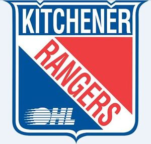Kitchener Rangers Tonight February 28. Pair