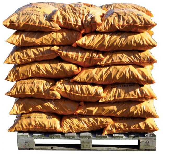 20kg Smokeless Coal Ready To Burn Winter Fuel Only £10.50 Per Bag Collection Or Delivery