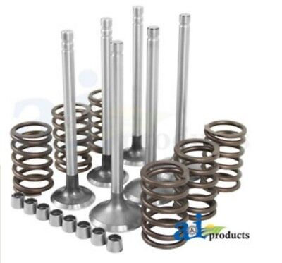 Valve Train Kit 3 Cylinder Ford 2000 3000 4000 Tractors