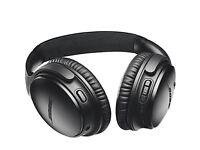 Bose® QuietComfort® 35 Series II Wireless Noise Cancelling® Headphones - Quiet Comfort New Unopened!