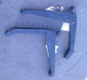 FIAT X1/9 Bertone X/19  NEW ORIGINAL  R/H & L/H  REAR CONTROL ARMs.