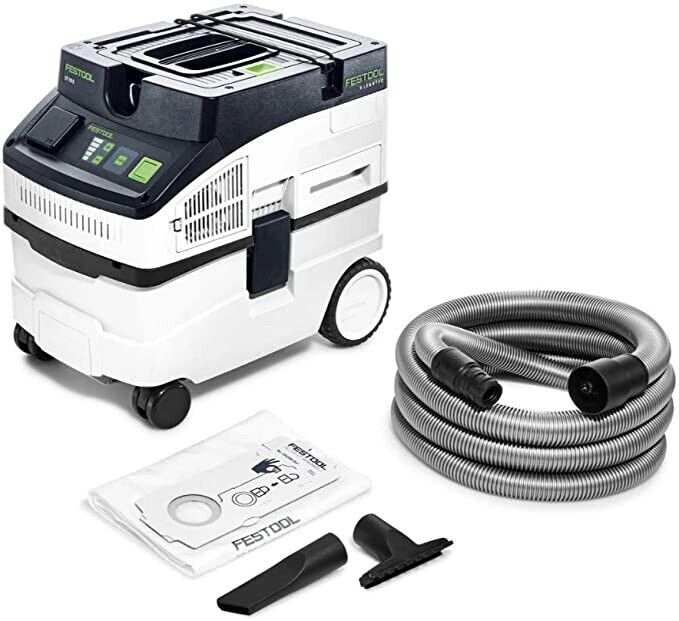 Festool CLEANTEC CT 15 E Dust Extractor