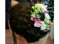 Wedding & Prom Hair, hair for all occasions