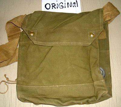 Genuine Original the real thing 1942 Mk VII Gas Mask Indiana Jones Raider (Reales Gas Maske)