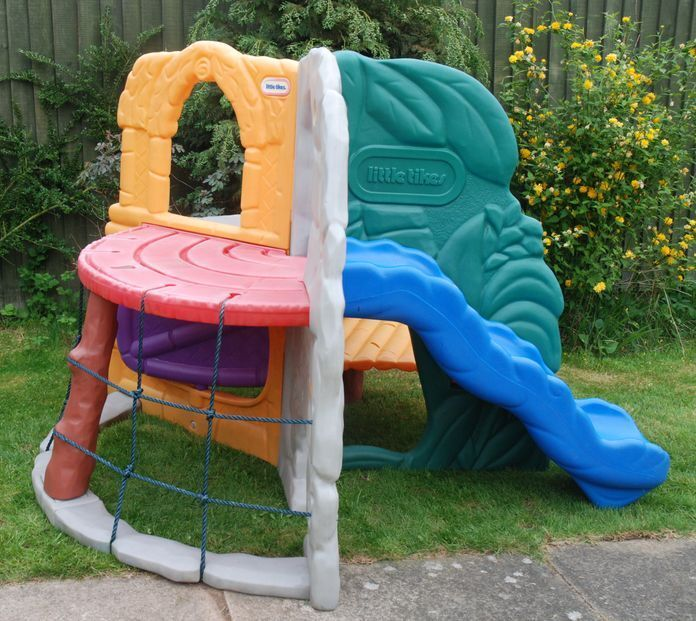 Little tikes jungle climber in glen parva for Little tikes outdoor playset