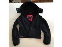 Hollister all weather jacket (ladies size Large)