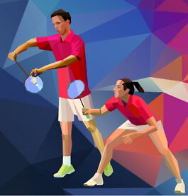 Ladies needed for Mixed Doubles Badminton - Central London (free trial)