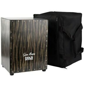 Signature series Gon Bop Pro Cajon (Deep Bass / Tight Snare)