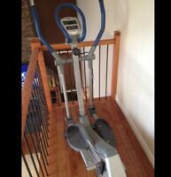 Used elliptical (great condition)