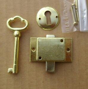Antique Cabinet Lock Ebay