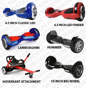 HOVERBOARD FREE DELIVERY IN THE GTA