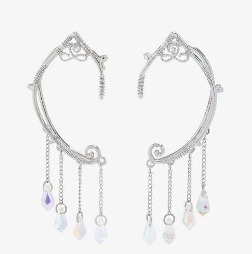 The Lord of the Rings Elven Ear Cuffs (non-pierced)
