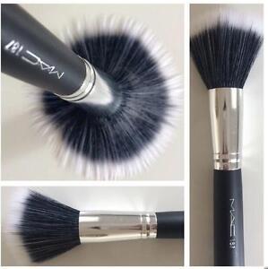 MAC Pro brand feel stipple Makeup brush For Foundation powder blusher bronzer AU