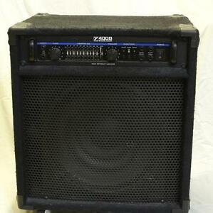 Amplificateur de BASSE Yorkville 400 Watts RMS