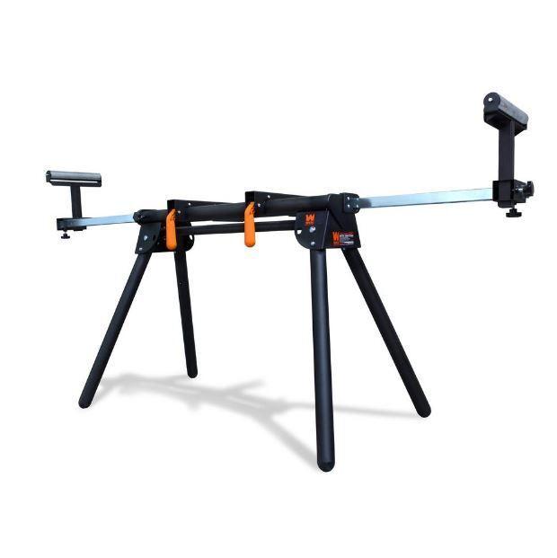 Miter Saw Stand Universal Folding Portable Planer Chop Sturd