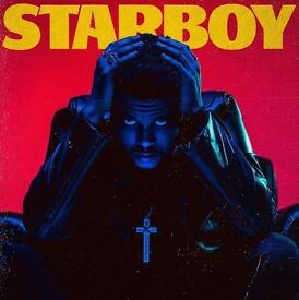 THE WEEKND STARBOY LEGEND OF THE FALL 2017 WORLD TOUR - 7TH MARCH - @THE O2 ARENA LONDON
