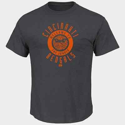 Nfl Cincinnati Bengals Majestic Mens Keep Score T Shirt   Black