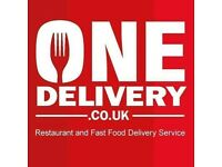 Delivery Driver - Self Employed