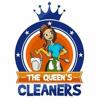WE CAN HELP YOU!!! THE QUEEN'S CLEANERS