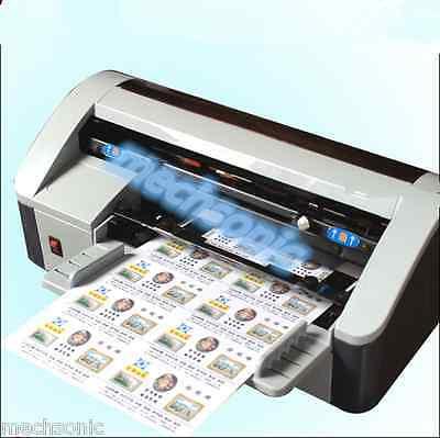 220v Desktop Semi-automatic Business Name Card Cutter