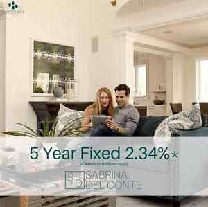 Get pre-approved for your mortgage in 24H!