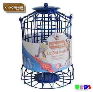 Squirrel-Guard-Bird-FAT-BALL-feeder-wire-cage-squirrel-proof-bird-feeder-protect