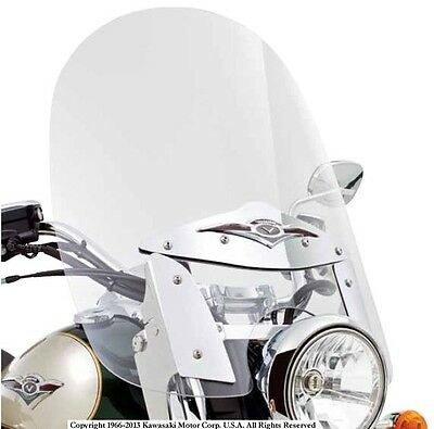 KAWASAKI VULCAN 1700 & NOMAD '09-'15  KQR WINDSHIELD CONVERSION KIT K99994-0178