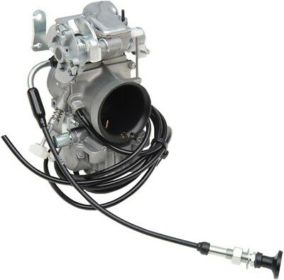 Mikuni TM Flat Slide Carburetor 40mm with Accelerator Pump