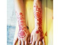 Henna/mendhi available