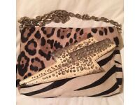 Genuine Jimmy Choo Ponyskin Bag