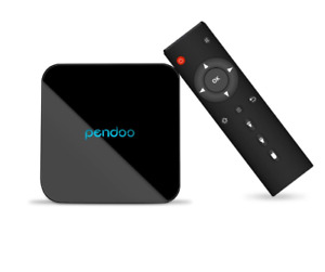 Pendoo X10 All in One Mini PC/Android Tv Box. Newest OS 6.0