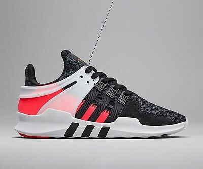 Adidas Eqt Support Adv 91 16 Black Turbo Red Bb1302 Size 8 13 Limited