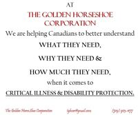 Are you protected from DISABILITY & CRITICAL ILLNESS