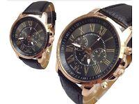 Brand new unisex watch in packaging