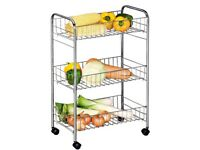 Brand new kitchen trolley