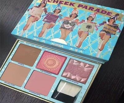 New BENEFIT Cosmetics Cheek Parade Bronzer and Blush Palette