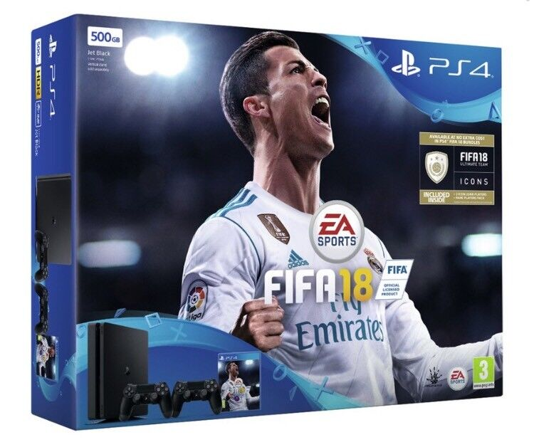 Brand new Ps4 fifa 18 edition