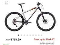 Genesis Core 30 Mountain Bike 2017 - Hardtail MTB. BRAND NEW STILL IN BOX NEVER USED