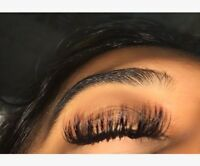 Eyelash Extensions (Lashes by Nay)
