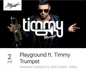 Timmy Trumpet - Satellite World Tour Tickets x2 Ruse Campbelltown Area Preview