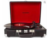 Crosley Cruiser Briefcase Style Portable Vinyl Turntable