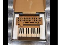 Korg Monologue Gold Boxed!!