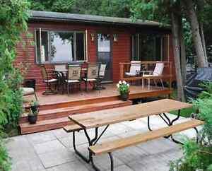 Lakefront Cottage - Port Elgin - Summer weekly rentals