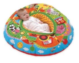 Baby inflatable nest / bouncer