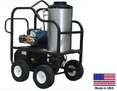 PRESSURE WASHER Commercial - Electric - 10 Hp - 230V - 1 Ph - 5 GPM - 3000 PSI