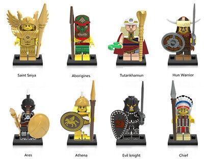 Egypt Chief Saint Seiya Evil Knight Tutankhamun Athena Ares Toys For Children